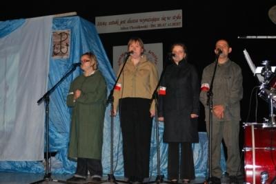 KRAKOWSKIE SPOTKANIA ARTYSTYCZNE GAUDIUM 2009