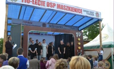 OBCHODY 110-LECIA OSP MASZKIENICE