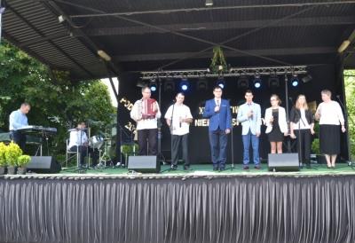 XVI FESTIWAL PIOSENKI I FORUM TWÓRCZYCH OSÓB NIEPEŁNOSPRAWNYCH W PODOLANACH 2