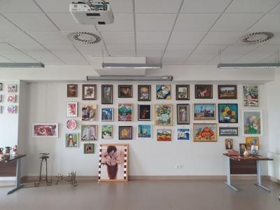 Wystawa prac uczestników, maj 2021