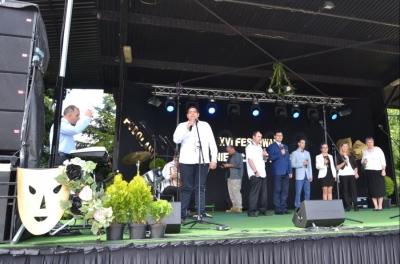 XVI FESTIWAL PIOSENKI I FORUM TWÓRCZYCH OSÓB NIEPEŁNOSPRAWNYCH W PODOLANACH 4