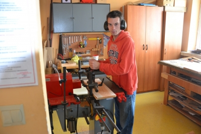 Pracownia stolarska 21