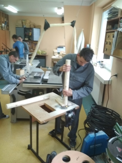 Pracownia stolarska 13