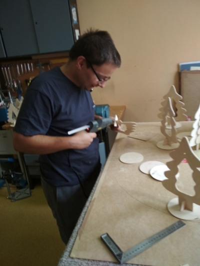 Pracownia stolarska 14