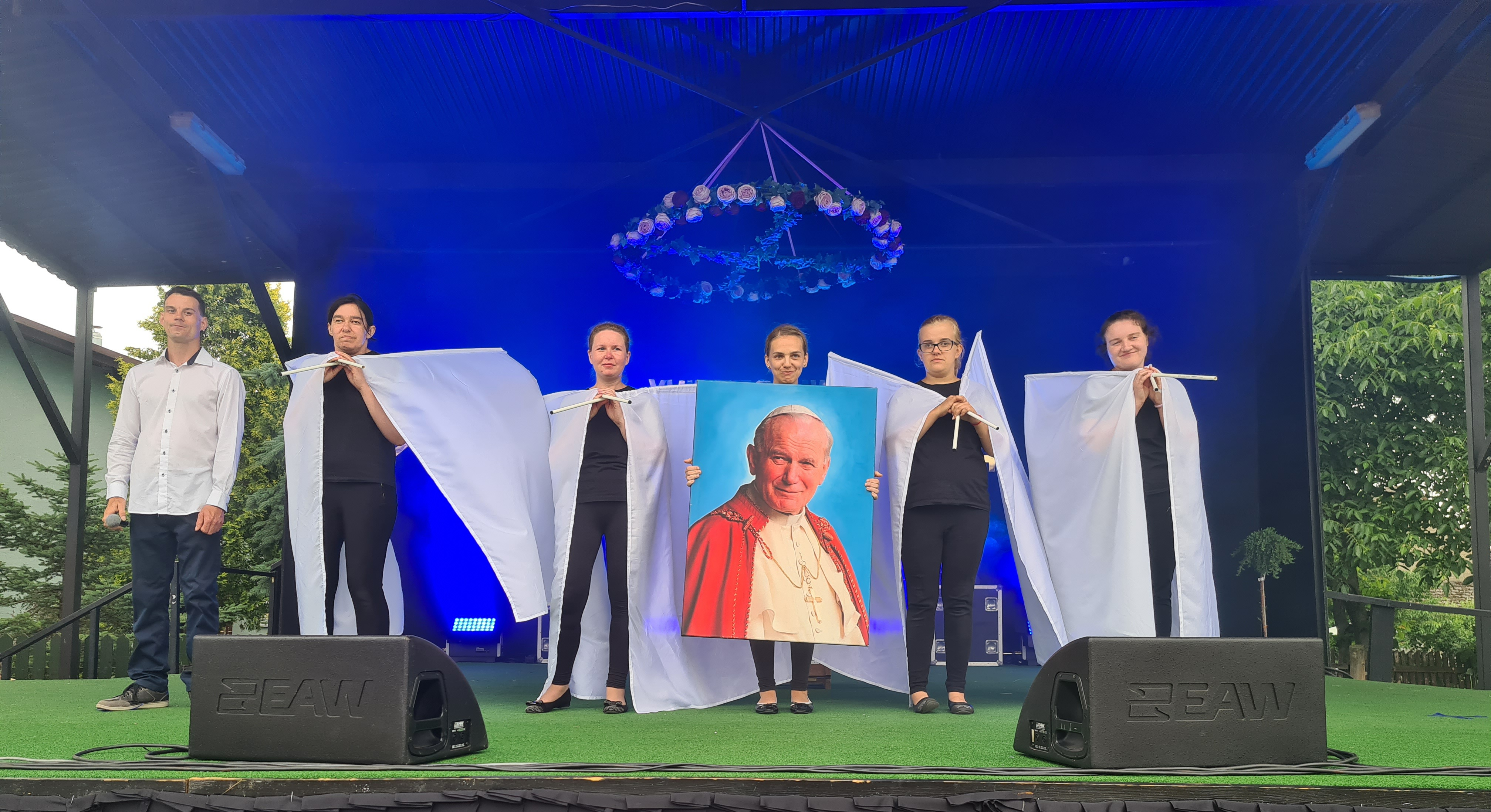 XVIII Festiwal Piosenki i Form Twórczych Osób Niepełnosprawnych w Podolanach